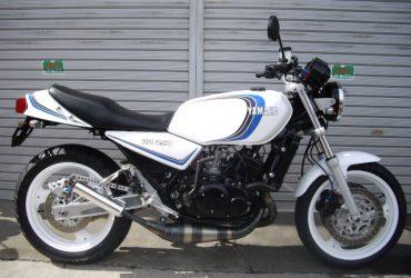 ヤマハRZ250コンプリート