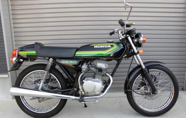 ホンダCB50JX