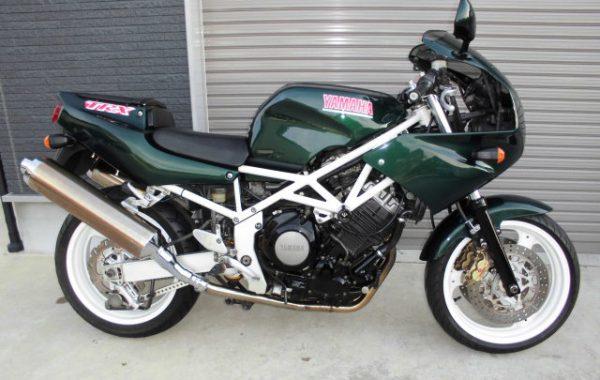 ヤマハTRX850