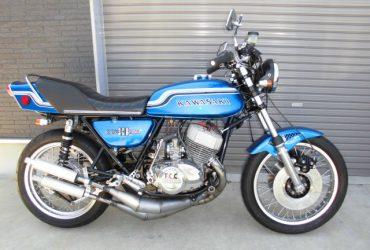 カワサキ750SS