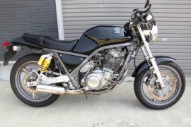 ヤマハSRX600
